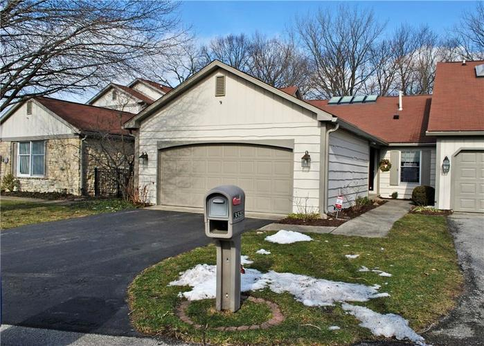 3522 E 75th Place Indianapolis, IN 46240   MLS 21615018