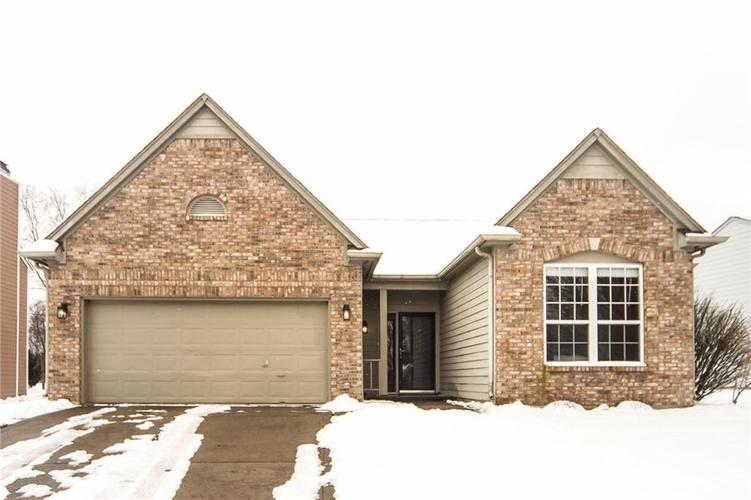 11103  Palatka Court Indianapolis, IN 46236 | MLS 21615055