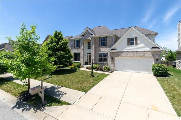 12078  Ashland Drive Fishers, IN 46037 | MLS 21615094