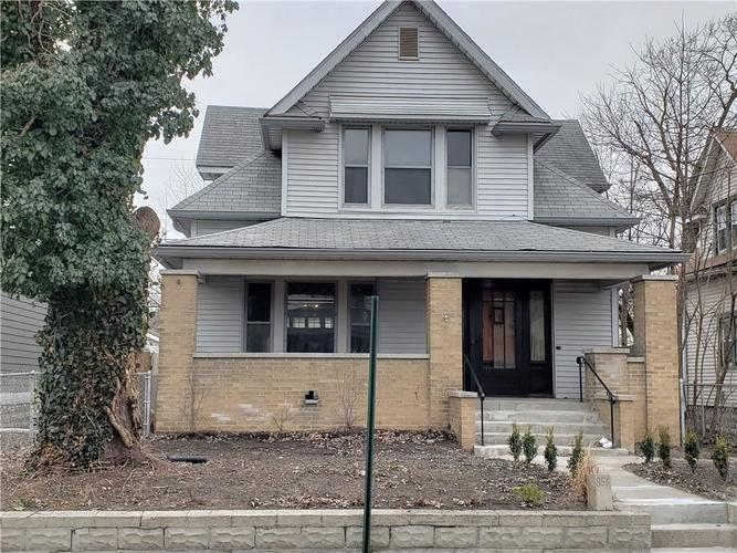 856 Eastern Avenue Indianapolis, IN 46201 | MLS 21615195 | photo 1