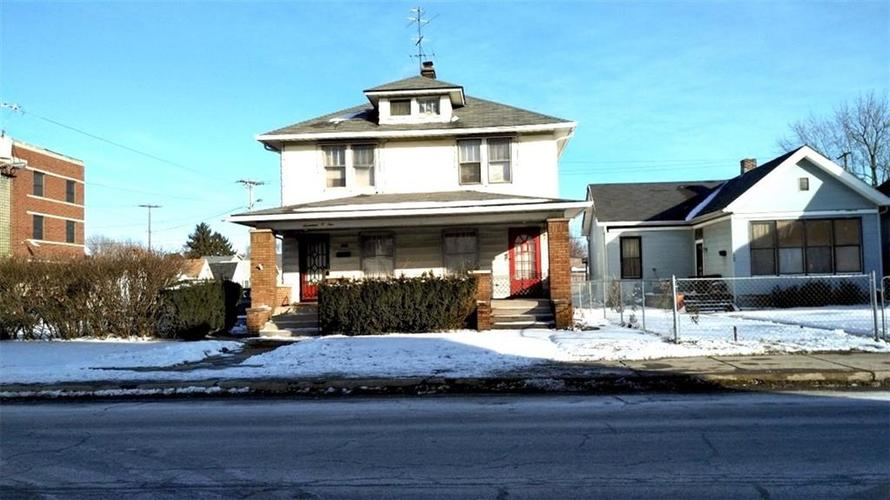 1705 S East Street Indianapolis, IN 46225 | MLS 21615243