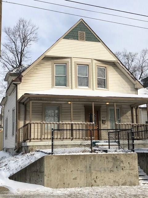 402 E RAYMOND Street Indianapolis, IN 46225 | MLS 21615260
