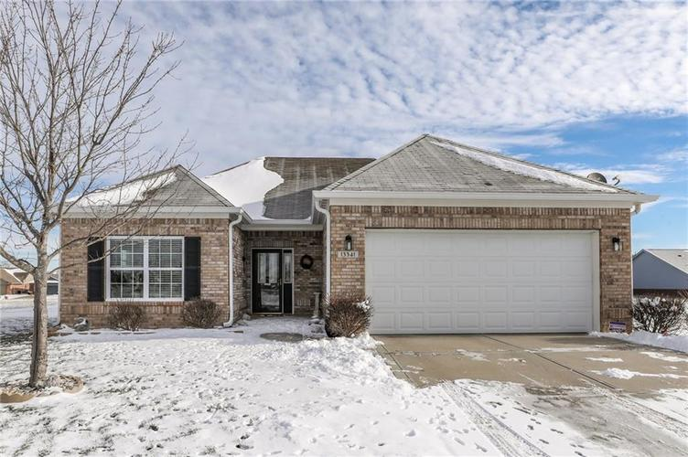 13341 N White Cloud Court Camby, IN 46113 | MLS 21615276