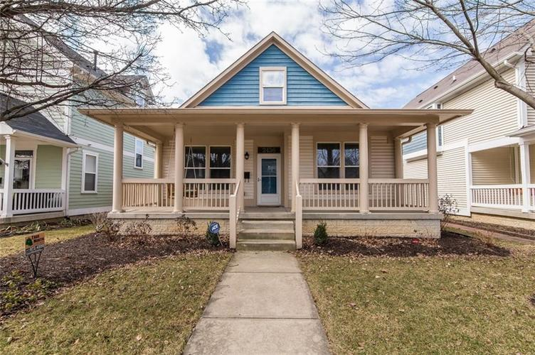 2436 N New Jersey Street Indianapolis, IN 46205 | MLS 21615342 | photo 1