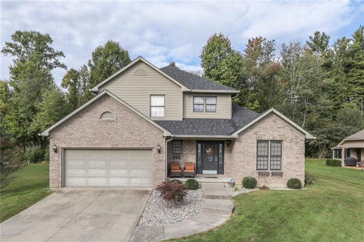 3170 N Country Club Road Martinsville, IN 46151 | MLS 21615419