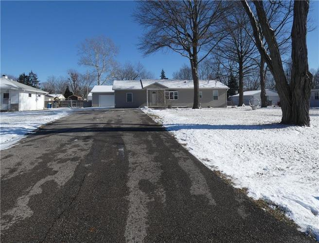5311 S Linwood Avenue Indianapolis, IN 46237 | MLS 21615435