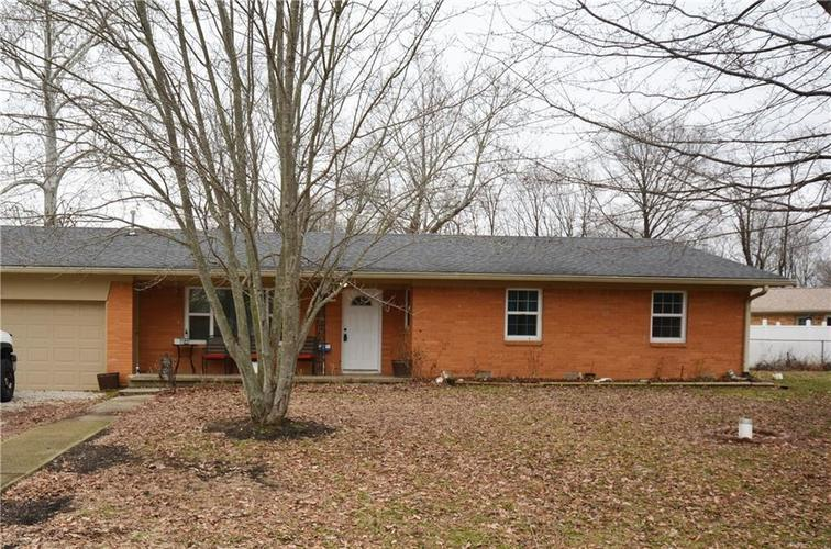 3565  Barbara Street Martinsville, IN 46151 | MLS 21615442