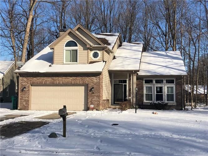 4937  Cherryhill Court Indianapolis, IN 46254 | MLS 21615519