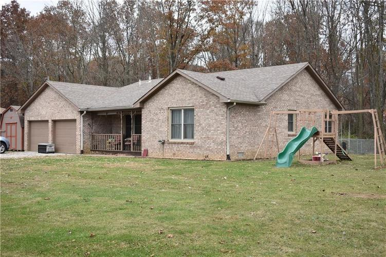 978 S Pr 480 West Road Shelbyville, IN 46176 | MLS 21615558