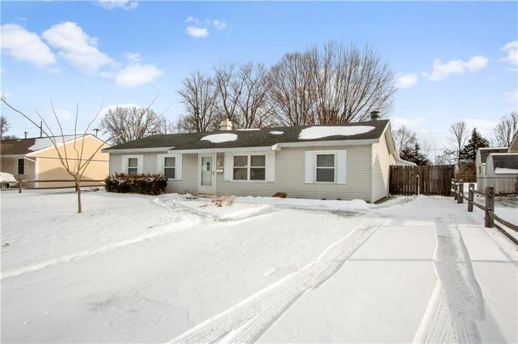 1599 Younce Street Franklin, IN 46131 | MLS 21615588 | photo 1