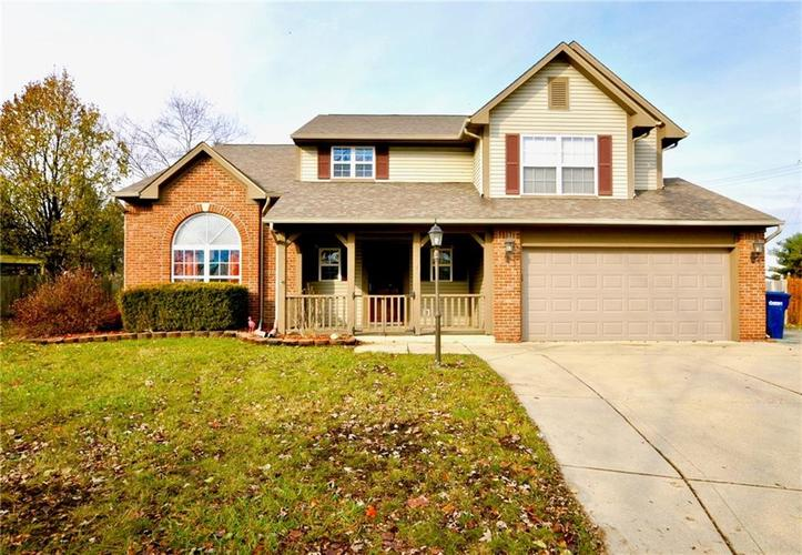 13086  Margate Court Fishers, IN 46038   MLS 21615601