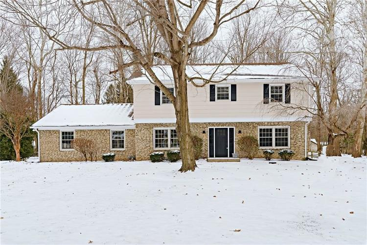 2441  Temple Court Indianapolis, IN 46240   MLS 21615608