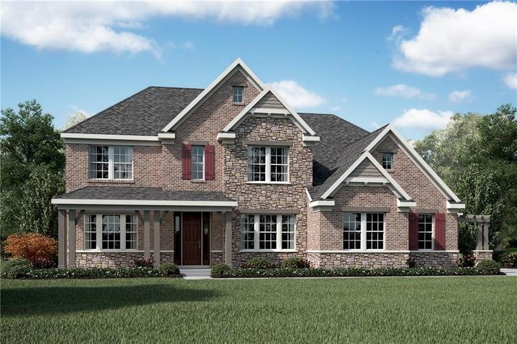 4588  Kettering Place Zionsville, IN 46077 | MLS 21615669