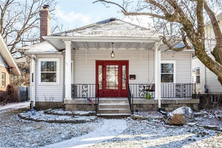 25 S Bolton Avenue Indianapolis, IN 46219 | MLS 21615726