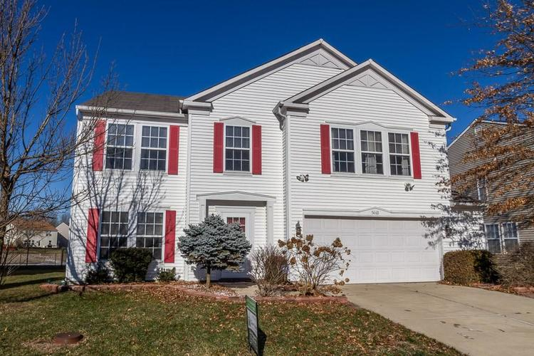5460  Floating Leaf Drive Indianapolis, IN 46237 | MLS 21615778