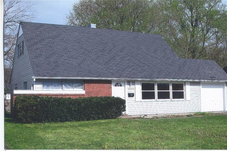 4053 N Sawyer Street Indianapolis, IN 46226 | MLS 21615826 | photo 1
