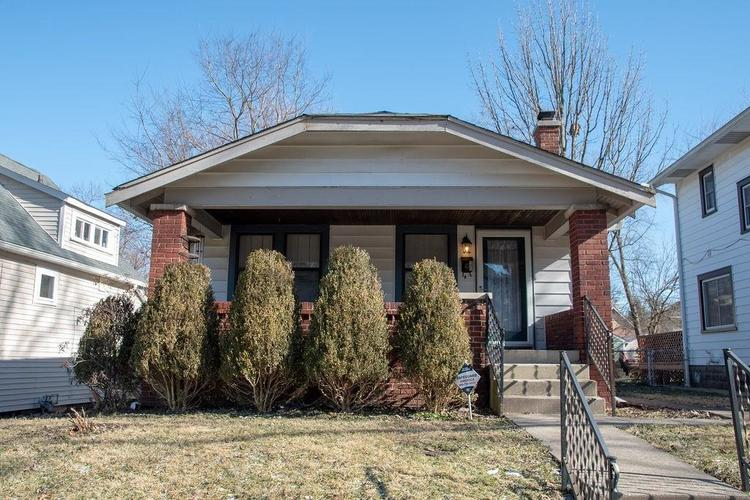 125 S SPENCER Avenue Indianapolis, IN 46219 | MLS 21615827