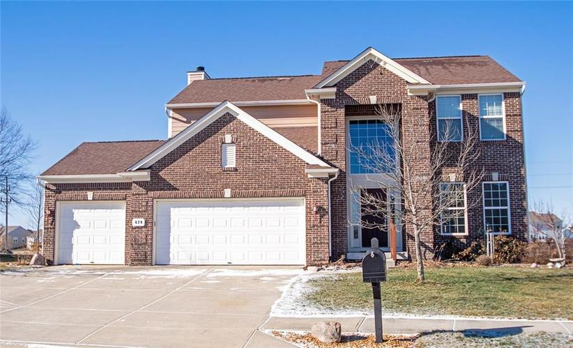 620  Hawk Lane Brownsburg, IN 46112 | MLS 21615840