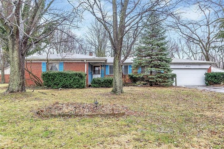 8011  Guion Road Indianapolis, IN 46268 | MLS 21615891