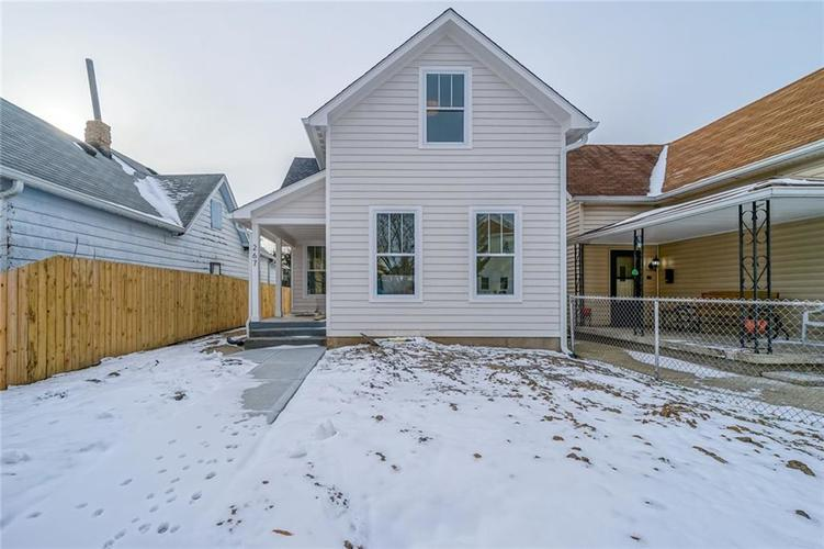 267  Iowa Street Indianapolis, IN 46225 | MLS 21615920