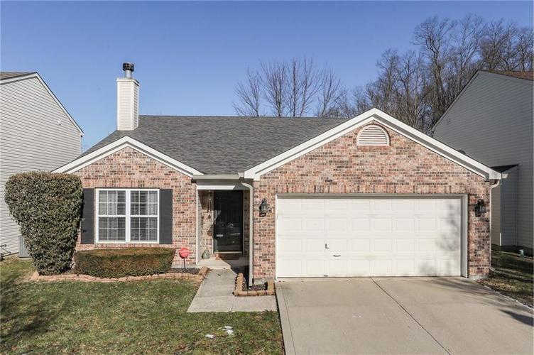6542  Frankenberger Drive Indianapolis, IN 46237 | MLS 21615922