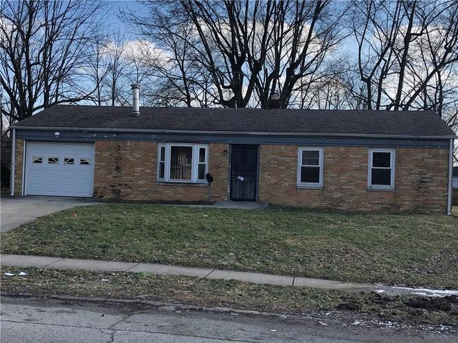 4345 N Irwin Avenue Indianapolis, IN 46226 | MLS 21615945 | photo 1