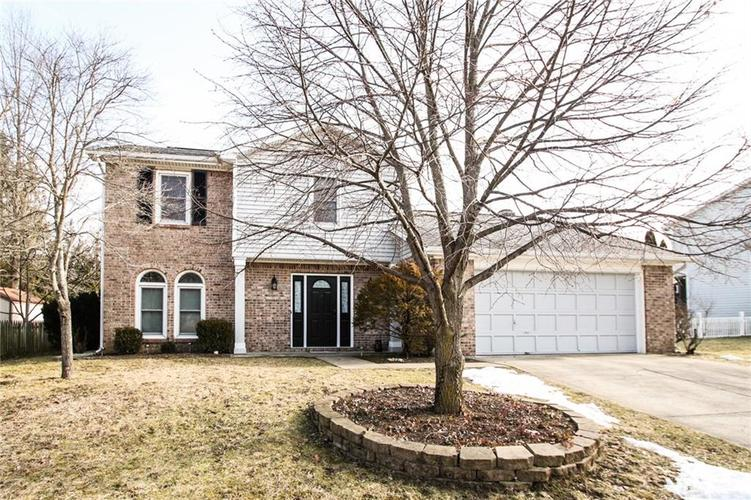 10922  Limbach Court Indianapolis, IN 46236 | MLS 21616092