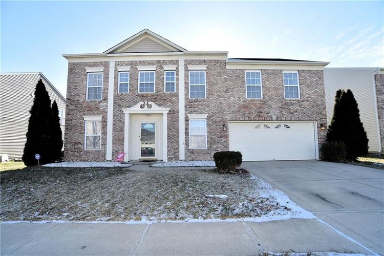 10633  Cyrus Drive Indianapolis, IN 46231 | MLS 21616187