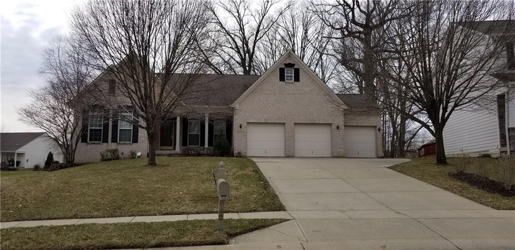3929  Dahoma Drive Indianapolis, IN 46237 | MLS 21616202