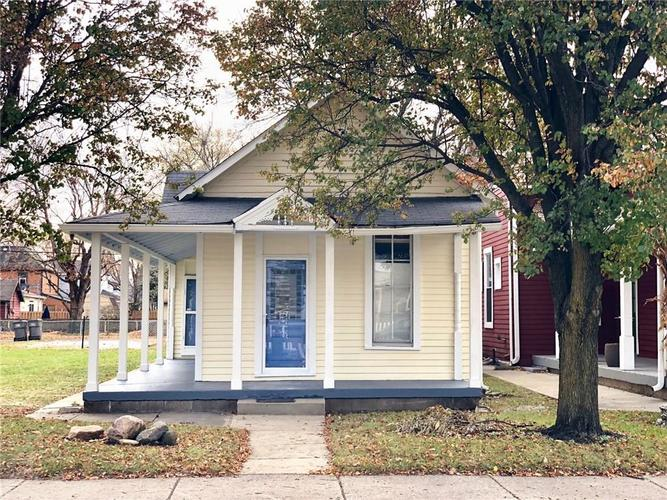 621 E Mccarty Street Indianapolis, IN 46203 | MLS 21616207