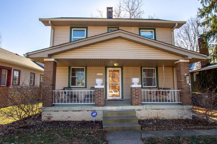 1033  Willow Drive Indianapolis, IN 46203 | MLS 21616264