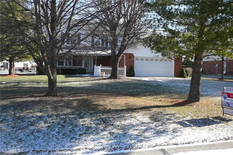 12225  Sunrise Drive Indianapolis, IN 46229 | MLS 21616269