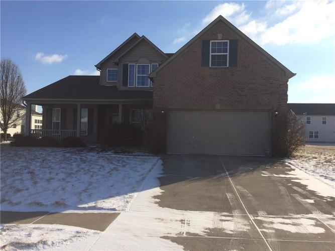 1617  SAGEMEADOW Drive Brownsburg, IN 46112 | MLS 21616289