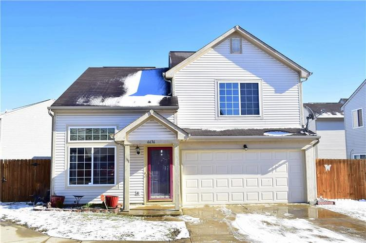 6636  Dunsdin Drive Plainfield, IN 46168 | MLS 21616297