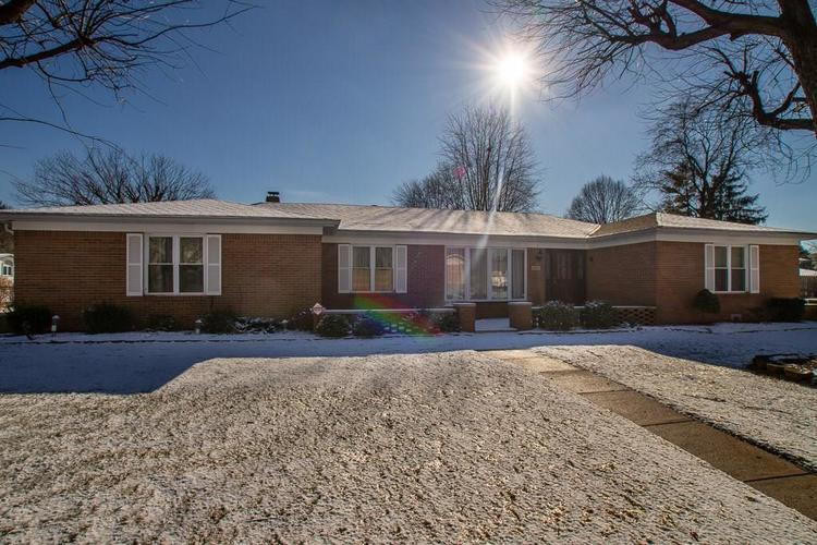 849  Canyon Road Indianapolis, IN 46217 | MLS 21616358