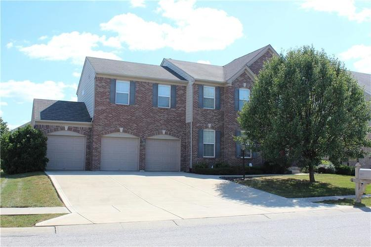 347 Prebster Drive Brownsburg, IN 46112 | MLS 21616428 | photo 1