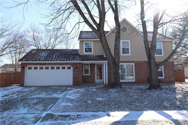 7605  Bayhill Drive Indianapolis, IN 46236   MLS 21616499