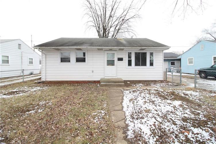 2229  St. Peter Street Indianapolis, IN 46203 | MLS 21616502