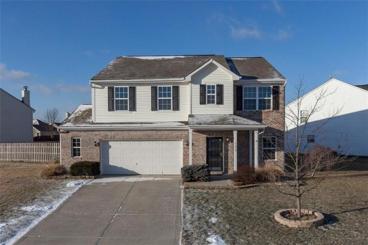 12858  Touchdown Drive Fishers, IN 46037 | MLS 21616540