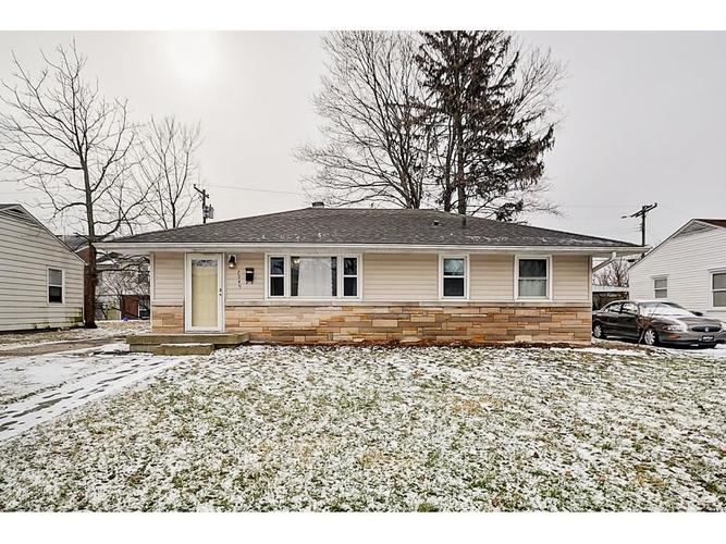 7949 E 49TH Street Indianapolis, IN 46226 | MLS 21616600