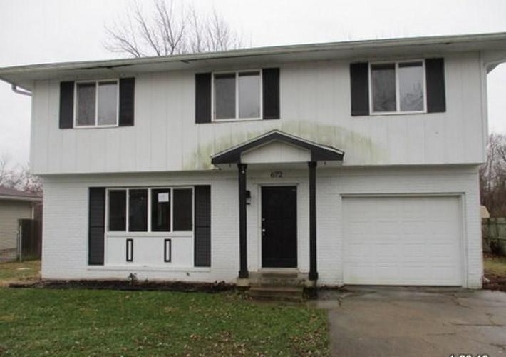 672 Holiday Drive Fortville, IN 46040 | MLS 21616616 | photo 1