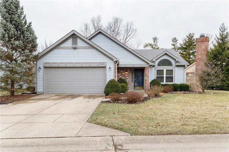 7905  Stonebranch North Drive Indianapolis, IN 46256 | MLS 21616666