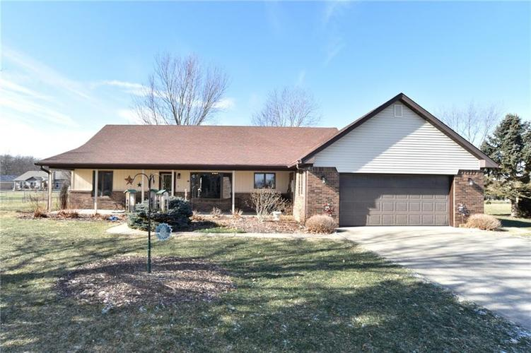 6118 S County Road 275  Clayton, IN 46118 | MLS 21616670