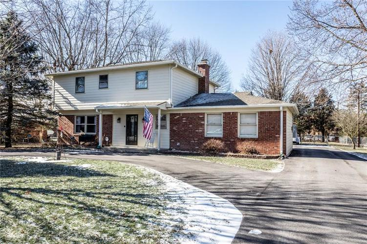 8066 N Richardt Avenue Indianapolis, IN 46256 | MLS 21616716