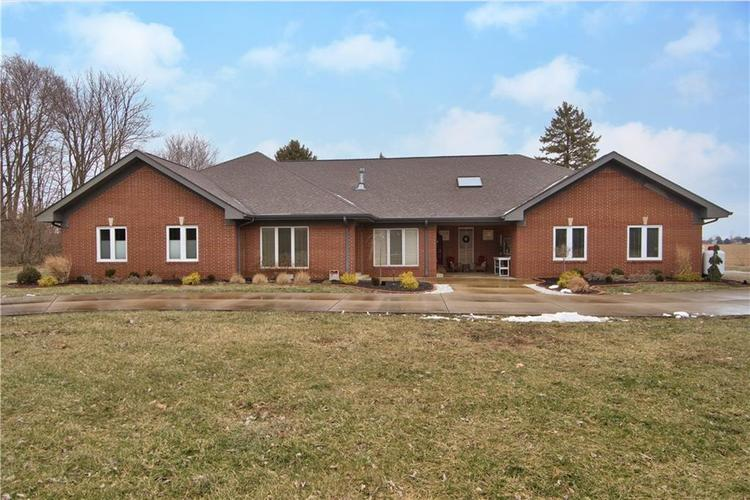 7227 N Lakeshore Drive Greenfield, IN 46140 | MLS 21616767