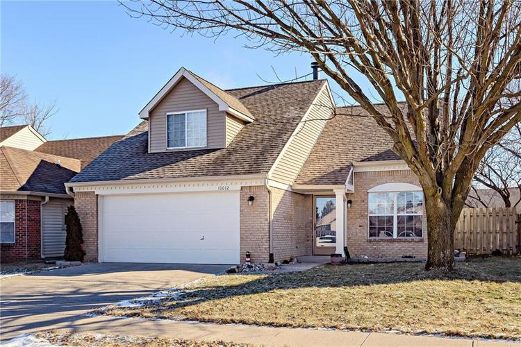 11012  Oakridge Drive Fishers, IN 46038 | MLS 21616787