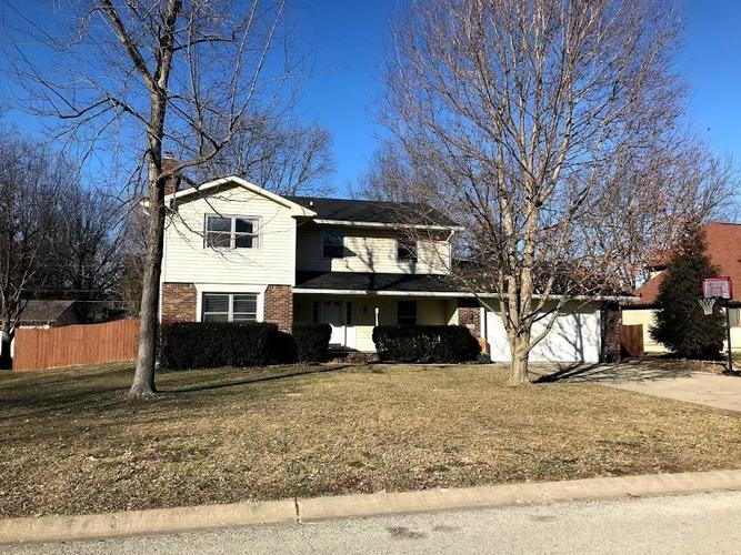 1116  STANDISH Drive Greenwood, IN 46142 | MLS 21616790