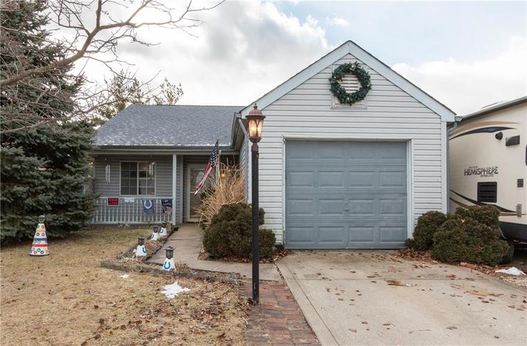 1861 E Werges Avenue Indianapolis, IN 46237 | MLS 21616794