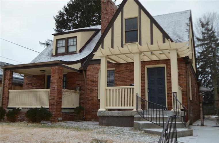 3710/3712  RUSKIN Place Indianapolis, IN 46205 | MLS 21616815