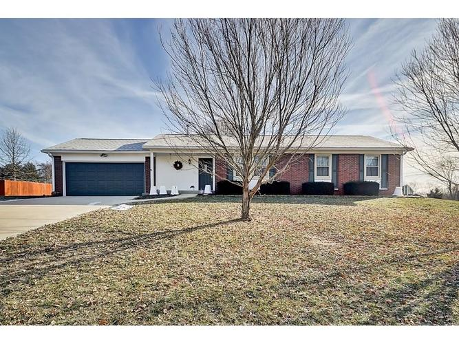 2273  Horizon Boulevard Greenwood, IN 46143 | MLS 21616833